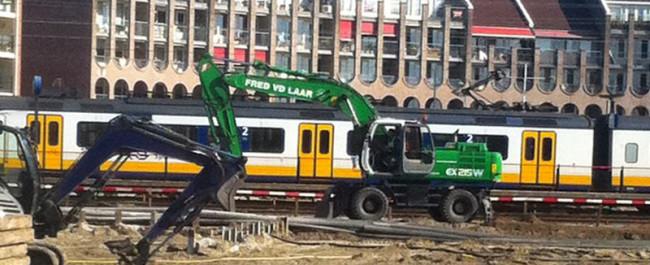 Helmond spoorzone