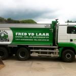 verhuur van grondverzetmachines, rupsmaterieel door Fred van de Laar Grond-, Weg-, en Waterbouw uit Sint-Oedenrode