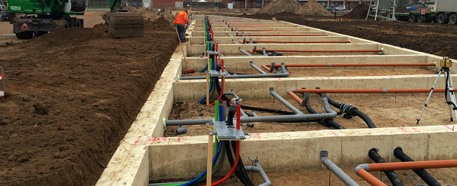 Arnhem nieuwbouw 49 woningen van Grunsven